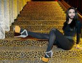 المغنية الملتحية كونشيتا فورست تكشف عن إصابتها بالإيدز