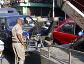 المرور: تخصيص سيارات إغاثة وأوناش بالدائرى اﻹقليمى لرفع أى أعطال