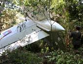 سقوط طائرة تدريب شرق طهران ومصرع طاقمها