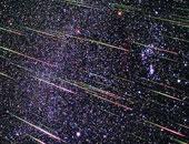 """""""البحوث الفلكية"""": """"شهب الدلوليات"""" تمطر الأرض 27 يوليو وترى بالعين المجردة"""
