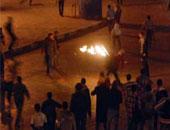 إصابة أمين شرطة أثناء فض مشاجرة بالأسلحة النارية فى شبرا الخيمة