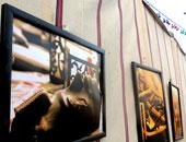 """""""تزامن الضوء والظل"""" معرض للفنان إبراهيم الدسوقى فى السعودية"""