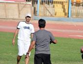 سعفان الصغير: باهر المحمدى يبحث عن الاحتراف.. ولسنا بحاجة إلى عواد
