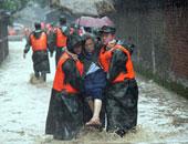 إجلاء أكثر من 50 ألف شخص بسبب الفيضانات شمال شرقى الصين