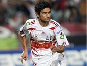 حسين ياسر المحمدى فى القاهرة لإنهاء أزمة مستحقات الزمالك
