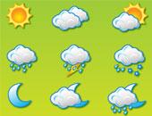 الأرصاد: طقس الغد مائل للحرارة على الوجه البحرى.. والعظمى بالقاهرة 30