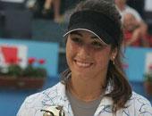 لاعبة تنس تقاضى والدها المبتز