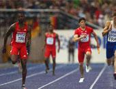 الجامايكى مولينجز يفوز بسباق 100 متر من جولات الدورى الماسى
