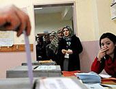 بالصور.. الأتراك يتوجهون لصناديق الاقتراع فى الانتخابات البرلمانية المبكرة