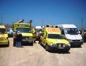 """قافلة """"أميال من الابتسامات 36"""" الإغاثية تصل إلى غزة عبر معبر رفح"""