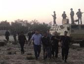 ضبط أسلحة نارية ومواد مخدرة و52 قضية تموينية فى حملة أمنية بالغربية