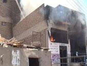 السيطرة على حريق بمخبز بلدى فى الفيوم دون إصابات
