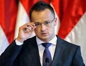 وزير خارجية المجر: صعوبة الرؤية تعيق جهود انتشال حطام القارب السياحى المنكوب