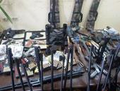"""""""عقوبتها تصل للمؤبد""""..8 معلومات عن حيازة وتصنيع وبيع الأسلحة النارية والبيضاء"""