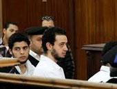 تجديد حبس أنس البلتاجى 15يوما لاتهامه بالانضمام لجماعة إرهابية