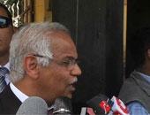 محافظ القاهرة: رصد مليون جنيه لسداد المصروفات للطلاب غير القادرين