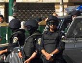 قوات الانتشار السريع تمشط شارع رمسيس بعد فض تجمهر الباعة الجائلين
