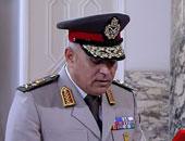 وصول الفريق صدقى صبحى إلى ضريح جمال عبد الناصر لإحياء الذكرى 46 على رحيله