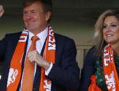 16 مليون هولندى يحتفلون اليوم بعيد ميلاد الملك باللون البرتقالى