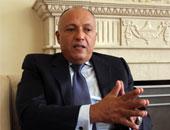 وزيرا خارجية مصر والأردن يبحثان هاتفياً جهود وقف إطلاق النار بغزة