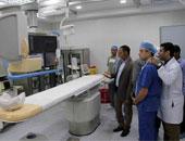 مدير مركز القلب بالمحلة يؤكد انتهاء قوائم الانتظار للقسطرة التشخيصية