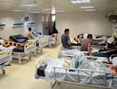 صحة الشرقية: خروج مدرس و3 تلاميذ ألقى عليهم بلطجى مادة حارقة