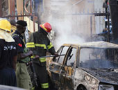 مقتل 2 وإصابة 20 آخرون فى انفجار قنبلة داخل نقطة للشرطة النيجيرية