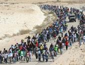 فرار 1000 إثيوبى من مركز احتجاز جنوب اليمن