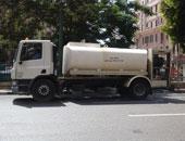هيئة نظافة القاهرة: تطبيق المنظومة الجديدة اليوم بحى وسط