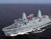 سفينة أمريكية تطلق أعيرة تحذيرية صوب سفينة إيرانية فى الخليج العربى