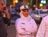 """""""الداخلية"""": انتشار عنصر الشرطة النسائية بالشوارع لمنع التحرش فى العيد"""