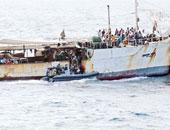 بنجلاديش تضبط سفينة تقل أكثر من 600 مهاجر فى خليج البنغال