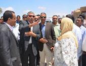 استمرار الحملات الأمنية بأحياء الإسكندرية لإعادة الانضباط