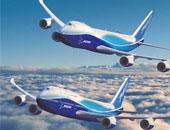 تصادم طائرتين فى مطار هوارى بومدين