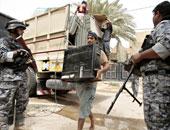 القوات العراقية تخوض معركة على أطراف مصفاة التكرير فى بيجى مع داعش