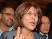 """فريدة الشوباشى: """"حمدين صباحى حصل أمام السيسي على أصوات أقل من الباطلة"""