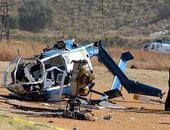 تحطم طائرة مروحية جنوب مطار بولى الدولى بالعاصمة الاثيوبية أديس أبابا