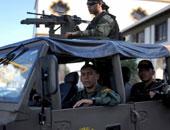 جنود فنزويليون دخلوا أراضى كولومبيا وأطلقوا نيران أسلحة