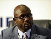 جورج ويا يعلن ترشحه لانتخابات رئيس الجمهورية فى ليبيريا