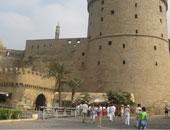 تفاصيل محاولة سرقة السور الحديدى المخصص لحماية حرم قلعة صلاح الدين