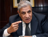 محلب يتفقد النصب التذكارى بشرم الشيخ ويؤكد:مصممون على البناء والإصلاح