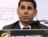 الاتحاد الاسبانى يعلن تعيين فرناندو هييرو مدربا للمنتخب قبل كأس العالم بيوم