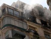 السيطرة على حريق داخل شقة سكنية فى مدينة نصر دون إصابات