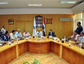 جامعة كفر الشيخ تكرم رئيسها بحضور المحافظ وتفتتح 15 منشأة تعليمية