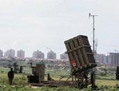 جيش الاحتلال الإسرائيلى: نظام القبة الحديدية لم يعترض صواريخ من غزة