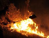 حرائق غابات تدمر 5 آلاف فدان فى شمال غرب إسبانيا