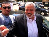 الجبهة الديمقراطية لتحرير فلسطين تبحث مع هنية لقاءاته مع مسئولين مصريين