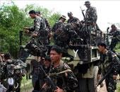 """الجيش الفلبينى يعلن مقتل قيادى بجماعة """"أبو سياف"""" فى تبادل إطلاق نار"""