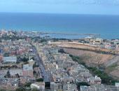 """""""درنة الجبلية"""" معقل الجماعات الإرهابية.. المدينة الليبية تقع على ساحل البحر المتوسط ودخلها الإرهاب بسبب موقعها المهم.. وأعلنت الجماعات المسلحة فيها الولاء لـ""""داعش"""".. وتحالف مجاهدى درنة الإرهابى يسيطر عليها"""