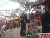 الطماطم تواصل الارتفاع وثبات أسعار الخضروات والفاكهة اليوم الخميس 17-1-2019